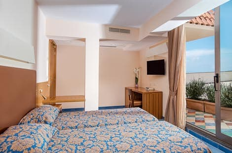 Grand Hotel Due Golfi - Rooms