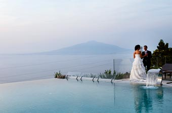 Wedding In Sorrento Sorrento Wedding Grand Hotel Due Golfi
