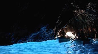 Capri - Blue Grotto